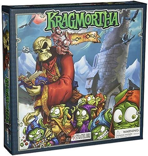 venta con alto descuento Kragmortha Board Board Board Game by Passport Game Studios  Precio al por mayor y calidad confiable.