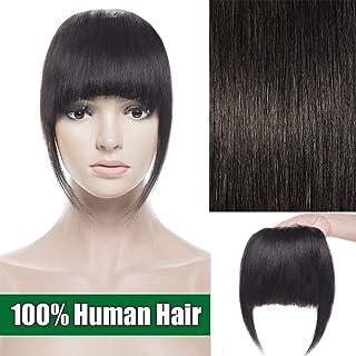 Amazon.fr : frange a clip cheveux naturel