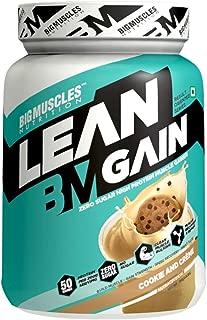 Bigmuscles Nutrition Lean Gain 2.2 Lbs (Cookie & Cream)