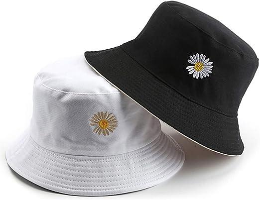 KSDD KFC Unisex Reversible Bucket Hat Fisherman Cap Packable Sun Hat