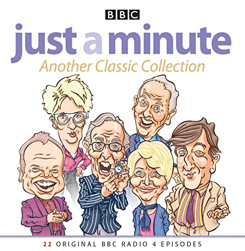 Just a Minute     Another Classic Collection              By:                                                                                                                                 BBC Comedy                               Narrated by:                                                                                                                                 Nicholas Parsons                      Length: 10 hrs and 10 mins     192 ratings     Overall 4.7