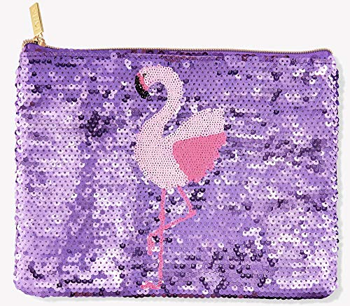 TARTE Flamingo Sequin Bag - Limited Edition