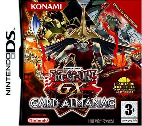 Third Party - Yu-Gi-Oh ! GX : Card Almanac Occasion [ Nintendo DS ] - 4012927082317