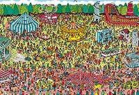 150ピース ジグソーパズル Where's Wally? 休日のゆうえんち ラージピース(26x38cm)