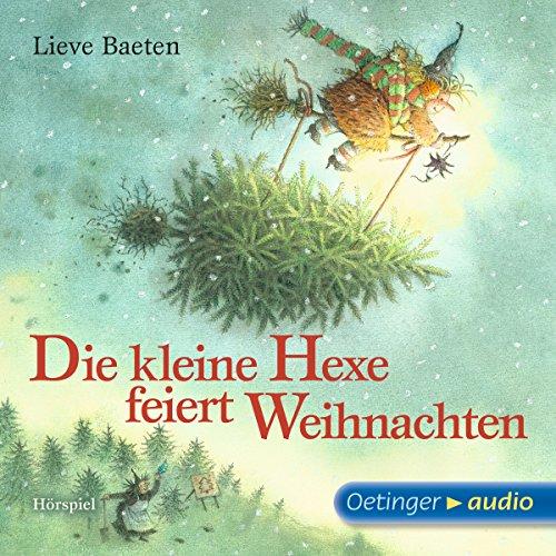 Die kleine Hexe feiert Weihnachten audiobook cover art