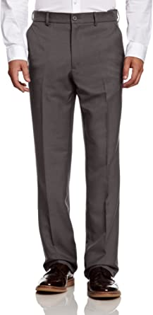 Farah Classic Men's Trouser Flexi Straight Suit Trousers
