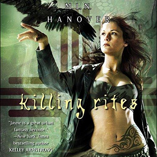 Killing Rites audiobook cover art