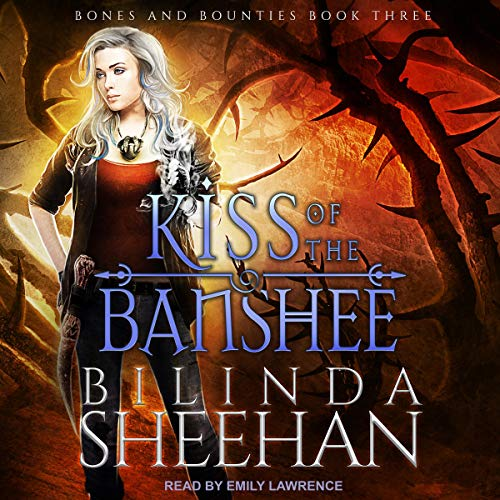 Kiss of the Banshee cover art