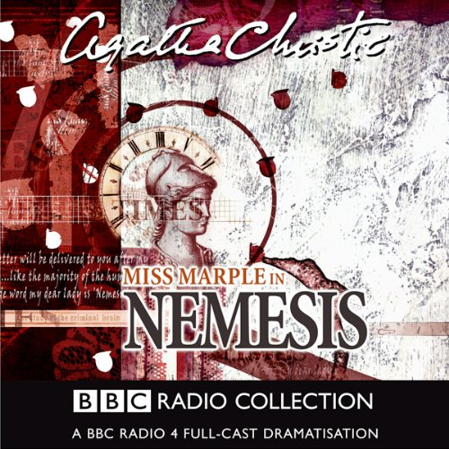 Nemesis (Dramatised) audiobook cover art