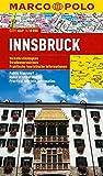 MARCO POLO Cityplan Innsbruck 1:10 000: Stadsplattegrond 1:10 000 (MARCO POLO Citypläne)