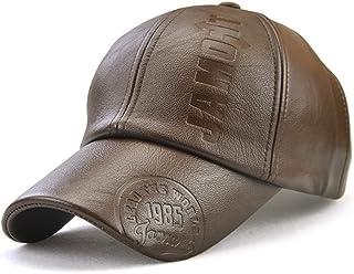 first rate look good shoes sale best loved Amazon.fr : casquette cuir - Casquettes, bonnets et chapeaux ...