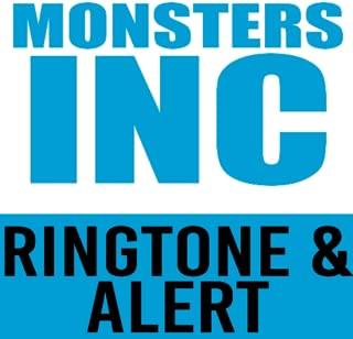 Monsters Inc Theme Ringtone and Alert