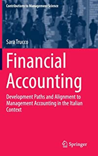 Financial Accounting: Development Paths and Alignment to Man