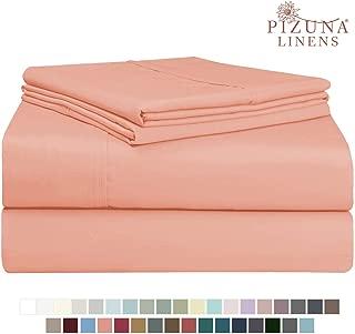 Best peach queen size sheets Reviews