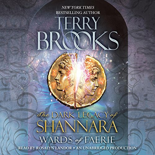 Wards of Faerie audiobook cover art