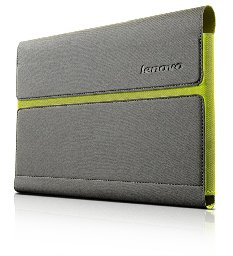 Lenovo Custodia e Pellicola Protettiva per Yoga Tablet 10 Pollici B8000, Verde