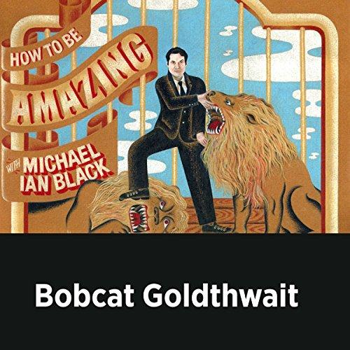 Bobcat Goldthwait audiobook cover art