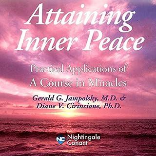 Attaining Inner Peace cover art