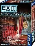 Kosmos 694029 - EXIT - Das Spiel - Der Tote im Orient-Express, Level: Profis, Escape Room Spiel