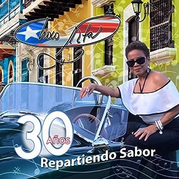 30 Años Repartiendo Sabor
