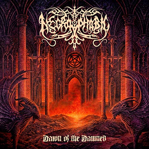Dawn of the Damned (Gatefold black LP & LP-Booklet & Poster ) [Vinyl LP]