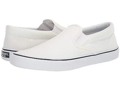 Sperry Striper II Slip-On Sneaker (SW White) Men
