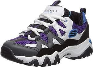 Skechers Kids' D'Lites 2.0-Tidal Waves Sneaker
