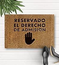 Amazon.es: Reservado el derecho de admision