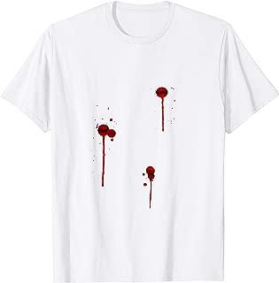 Best gunshot wound shirt Reviews