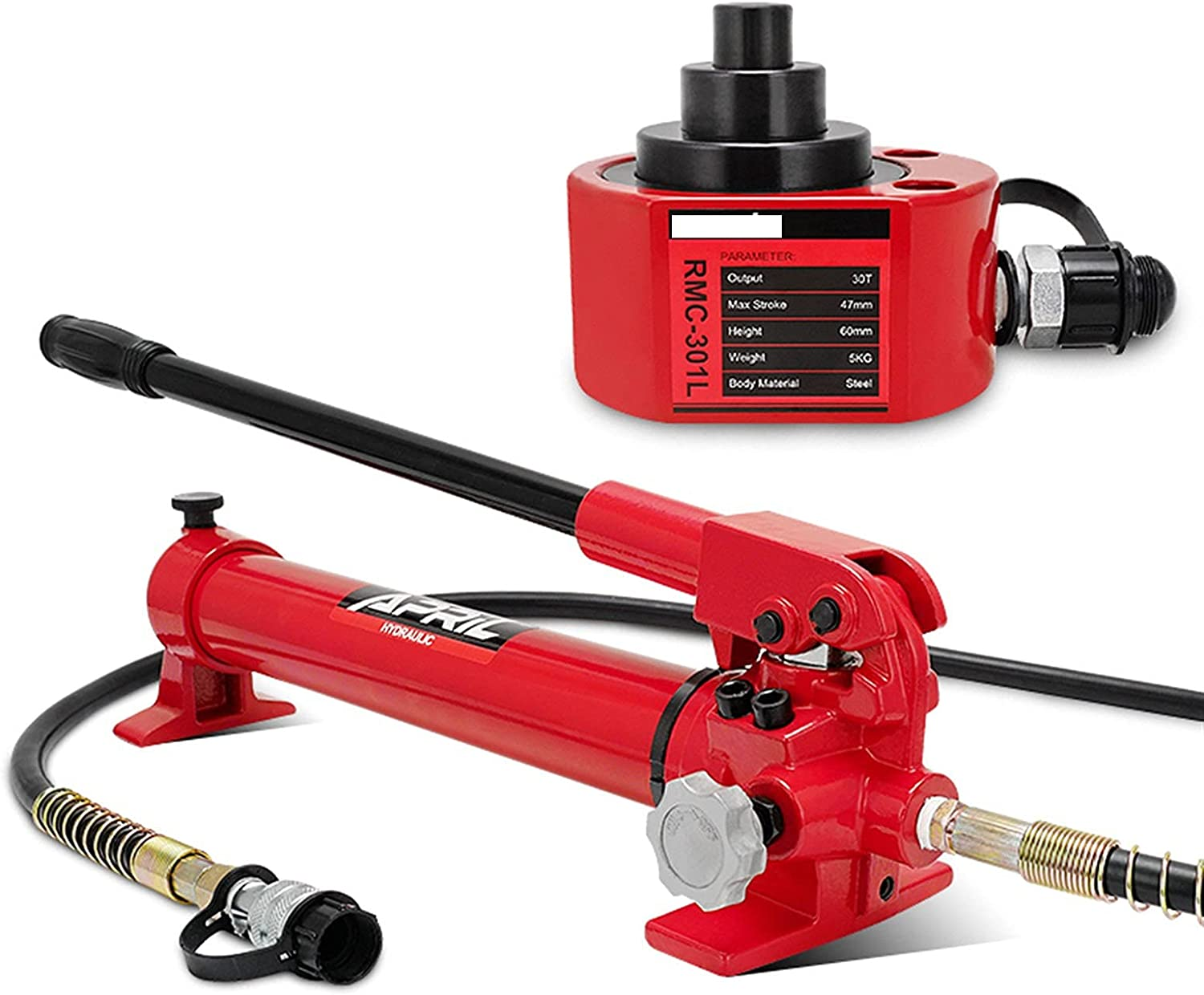 2021 autumn and winter new hydraulic tools Multistage Free shipping on posting reviews RMC-301L Hydraulic Cylinder