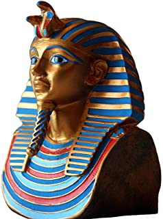 Wee Blue Coo Photography History Artifact Ancient Egypt Pharaoh Bust Unframed Wall Art Print Poster Home Decor Premium