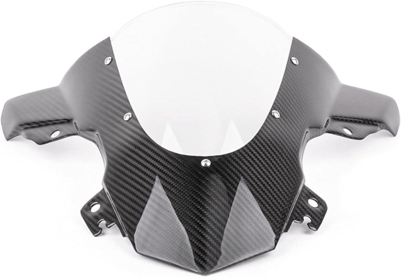 JBSM Real Carbon Fiber Motorcycle Deflectors Windshi Wind Screen High Virginia Beach Mall quality