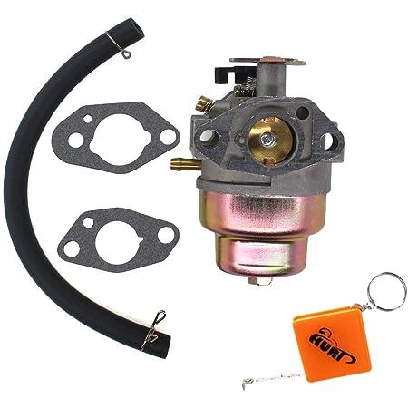 Carburetor /& Fuel Filter Kit For HONDA GCV135 GCV160 GC135 GC160 Engine