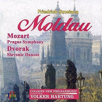 "Dvořák: Slavonic Dances - Smetana: The Moldau - Mozart: ""Prague"" Symphony"