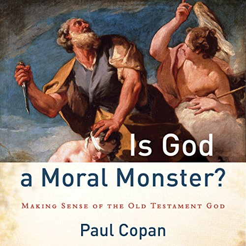 Is God a Moral Monster? audiobook cover art