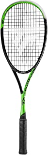 Tecnifibre SUPREM Blast CurV Unisex Adult Squash Racket Black, Single