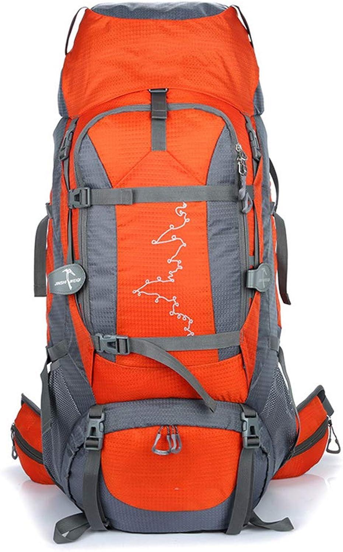 PQG 85L im Freien Bergtasche Freizeit Camping Wandertasche mit groer Kapazitt Rucksack REIT Tasche Halter Tasche Nylon-Rucksack