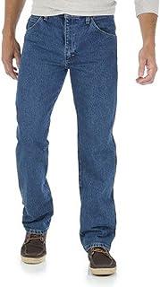Wrangler Men's Regular-fit Straight Leg Jean