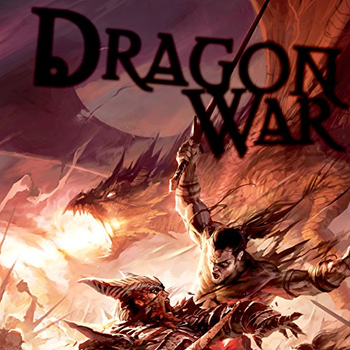 Dragon War cover art