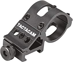 Picatinny Rail Mount for Tactacam 5.0 4.0, 3.0, Solo Cameras.