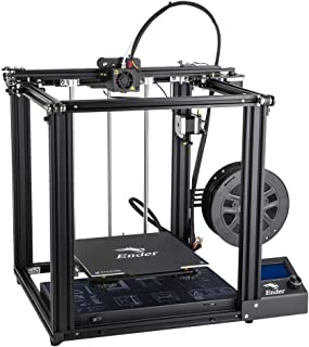 3D Bazaar Official Creality Ender 5 3D Printer with Resume Printing 220 X 220 X 300mm New Version 2019