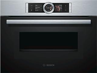 Bosch CMG676BS1 - Horno compacto con microondas inoxidable
