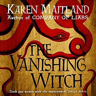 The Vanishing Witch                   By:                                                                                                                                 Karen Maitland                               Narrated by:                                                                                                                                 Jonathan Keeble                      Length: 17 hrs and 15 mins     293 ratings     Overall 4.3