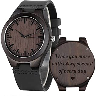 cheap engraved watches for him
