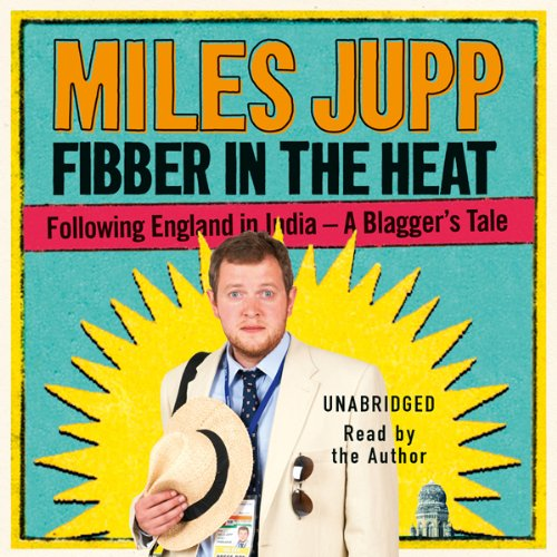 Fibber in the Heat audiobook cover art
