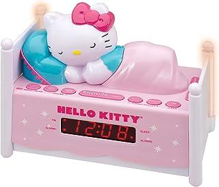 HELLO KITTY KT2052A Alarm Clock Radio with Night Light