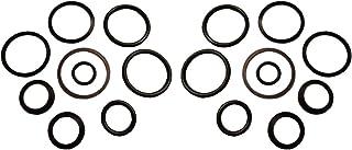 Two (2) New Case Backhoe Steering Seal Kits 480B-C 580B-C +