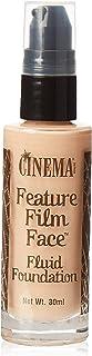Cinema Beaute Feature Film Face Foundation - 30ml, Pecan