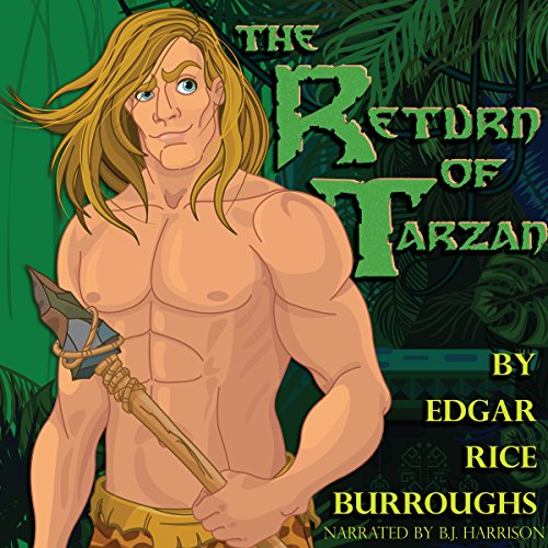 The Return of Tarzan [Classic Tales Edition] cover art