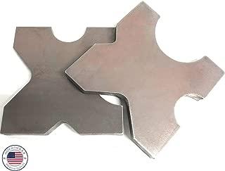 Best steel press plates Reviews